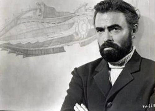 James Mason's Captain Nemo