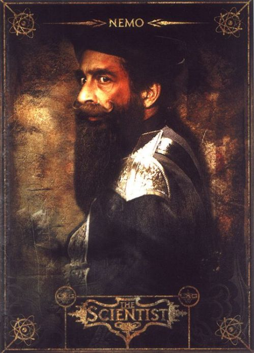 Naseeruddin Shah's Captain Nemo