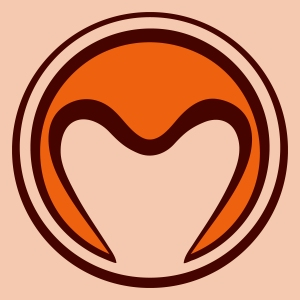 Orange Monk logo