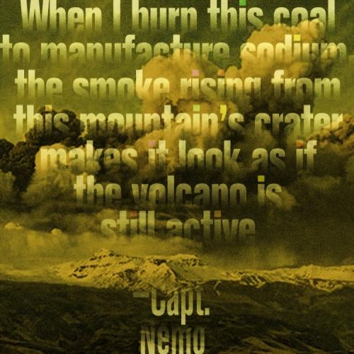 quote - volcano