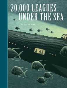 20000 Leagues Under the Sea cover art