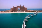 The Atlantis resort in Dubai