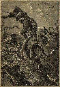 20,000 Leagues Under the Sea - Fight with the Giant Squids