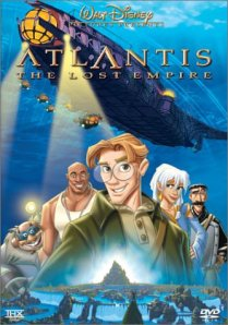 Disney's Atlantis