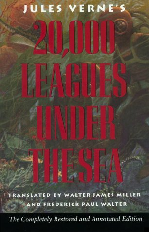 20000 Leagues Under the Sea - Naval Institute Press cover (1993)