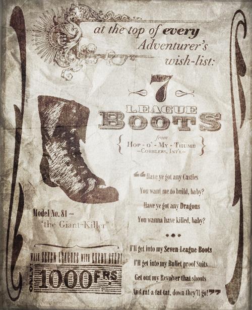 7 league boots