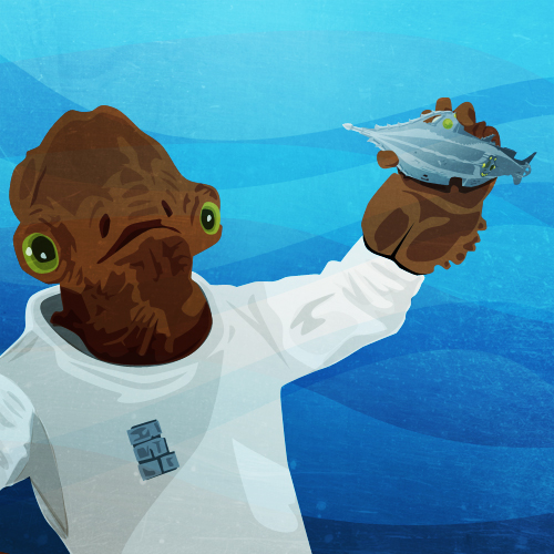 Admiral Ackbar vs. the Nautilus