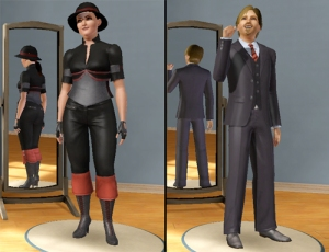 The Scavengers in Sims3