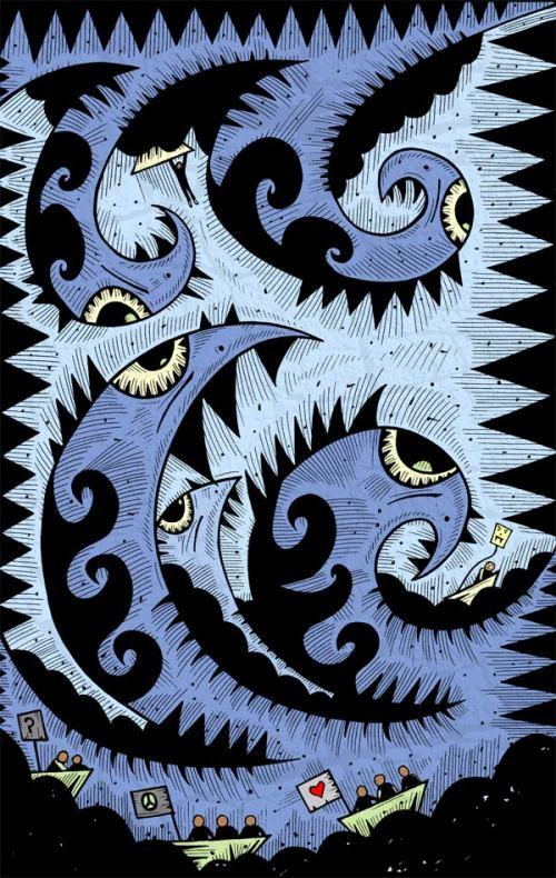 Kraken artwork by TheSeek (theseekproject.wordpress.com)