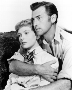 "Deborah Kerr and Stewart Granger in MGM's ""King Solomon's Mines,"" 1950"